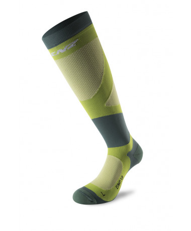 135 compression 1.0 lime green