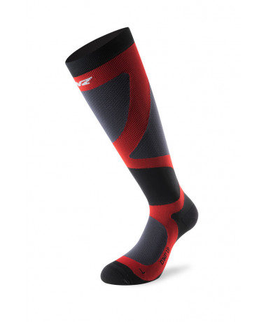 135 compression 1.0 red grey