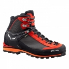 Salewa Crow GTX Black Papavero 1